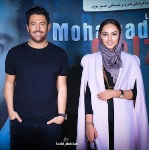 عکس اینستاگرام ترلان پروانه و محمدرضا گلزار