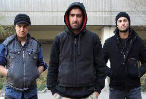 عکس اینستاگرامی امیر جدیدی همراه شهاب حسینی