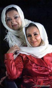 عکس اینستاگرام بهنوش بختیاری و خواهرش