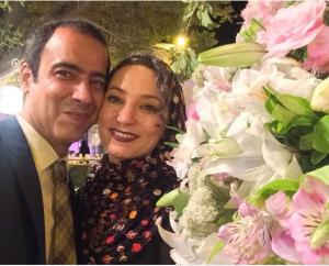 عکس اینستاگرام سحر ولدبیگی و همسرش