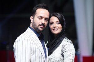 عکس اینستاگرامی احمد مهرانفر و همسرش