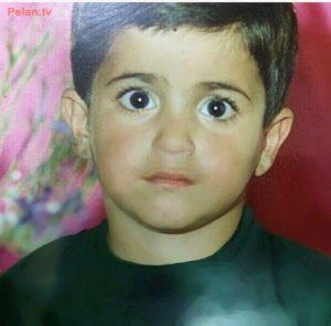 عکس اینستاگرام علی عبدالمالکی در کودکی