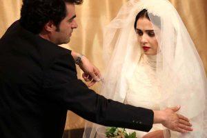 عکس شهاب حسینی و ترانه علیدوستی در شهرزاد
