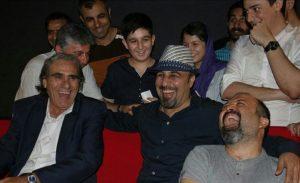 عکس اینستاگرامی علی قربانزاده و رضا عطاران