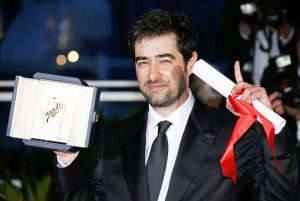 شهاب حسینی و جایزه نخل طلایی