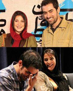 شهاب حسینی و طناز طباطبایی