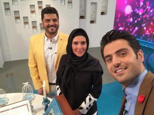 عکس اینستاگرامی سام درخشانی و علی ضیا