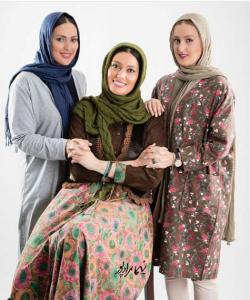 عکس اینستاگرام سودابه بیضایی و خواهرانش