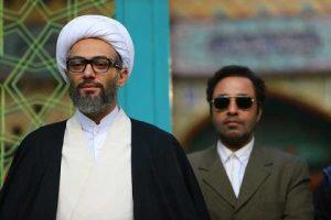 عکس اینستاگرامی علی قربانزاده در لباس روحانیت