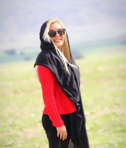 عکس اینستاگرام شهرزاد عبدالمجید