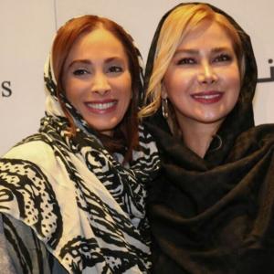 عکس اینستاگرام سحر زکریا و آنا نعمتی