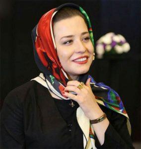 عکس اینستاگرام مهراوه شریفی نیا