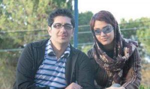 عکس اینستاگرامی پیمان ابدی و همسرش