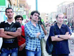 عکس اینستاگرامی رامین ناصرنصیر و شهاب حسینی