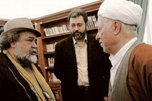 عکس اینستاگرامی محمدرضا شریفینیا و هاشمی رفسنجانی