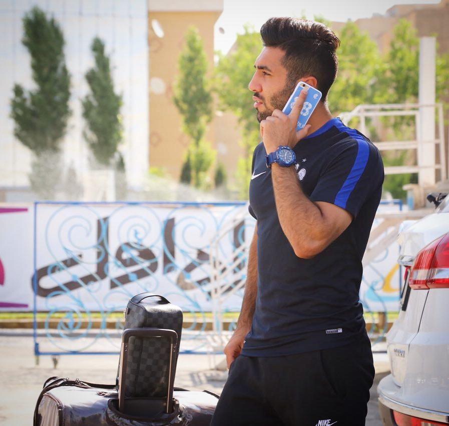 بیوگرافی فرشید اسماعیلی