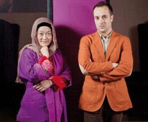 عکس اینستاگرامی احمد مهرانفر و همسر چینیش