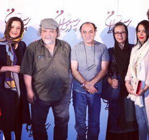 عکس اینستاگرامی محمدرضا شریفینیا و خانواده ش