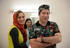 عکس اینستاگرامی رامین ناصرنصیر و فلامک جنیدی
