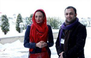 عکس اینستاگرامی صابر ابر و یکتا ناصر