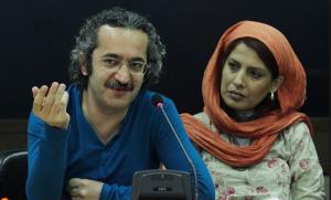 عکس اینستاگرام آیدا کیخایی و همسرش