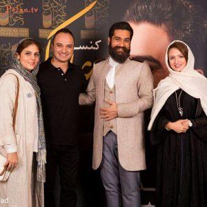 عکس اینستاگرام علی زند وکیلی در کنار گلاره عباسی