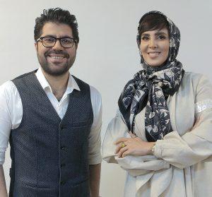 عکس اینستاگرام حامد همایون در کنار لیلا بلوکات
