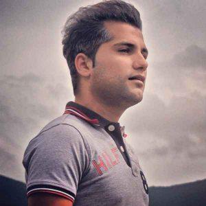 عکس اینستاگرام احمد سعیدی