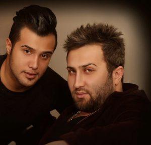 عکس اینستاگرام امیرعلی در کنار محسن خانی