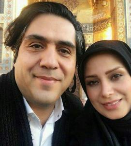 عکس اینستاگرام مانی رهنما در کنار همسر دومش صبا راد