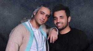 عکس اینستاگرام میثم ابراهیمی در کنار مازیار فلاحی