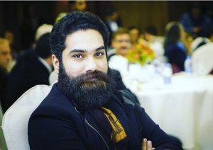 عکس اینستاگرام علی زند وکیلی