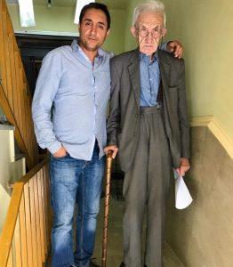 عکس اینستاگرامی اردشیر کاظمی
