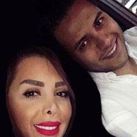 عکس اینستاگرام احسان حق شناس در کنار همسرش