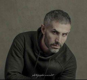 عکس اینستاگرام مرتضی اشرفی