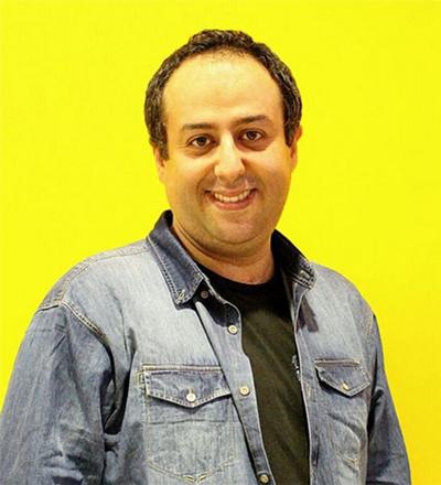 عکس اینستاگرامی ابراهیم شفیعی
