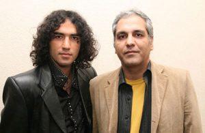 عکس اینستاگرام رضا یزدانی در کنار مهران مدیری