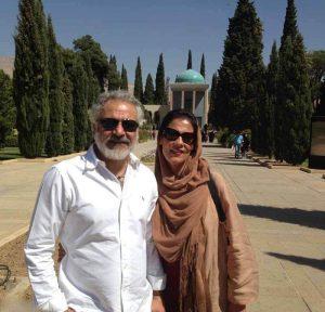عکس اینستاگرامی مجید مشیری