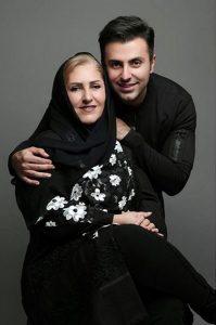 عکس اینستاگرام علیرضا طلیسچی در کنار مادرش