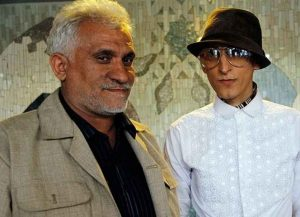 عکس اینستاگرام مرتضی پاشایی در کنار پدرش