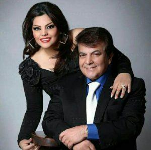 عکس اینستاگرام عباس قادری در کنار دخترش