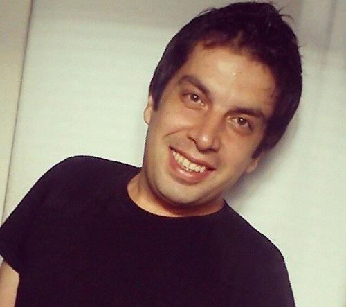 بیوگرافی عباس جمشیدیفر