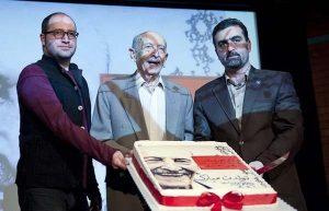 عکس اینستاگرام مرتضی احمدی در مراسم جشن تولدش
