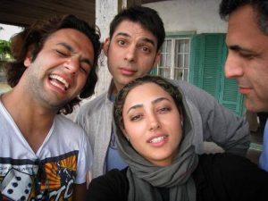عکس اینستاگرام گلشیفته فراهانی در پشت صحنه فیلم درباره الی