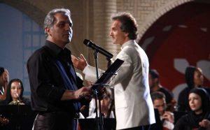 عکس اینستاگرام شهرداد روحانی در کنار مهران مدیری
