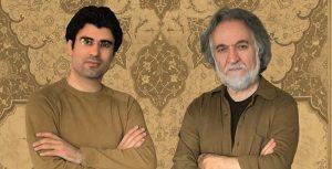 عکس اینستاگرام حسین رضا اسدی در کنار مجید درخشانی
