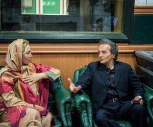 عکس اینستاگرام شهرداد روحانی در کنار آنا نعمتی