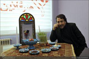 عکس اینستاگرامی مسعود دلخواه