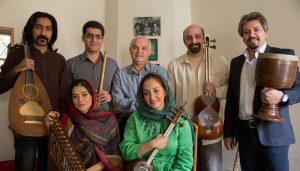 عکس اینستاگرام مظفر شفیعی در کنار شاگردان