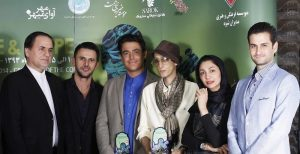 عکس اینستاگرام مرتضی پاشایی در کنار محمدرضا گلزار و امین حیایی و نیلوفر خوش خلق